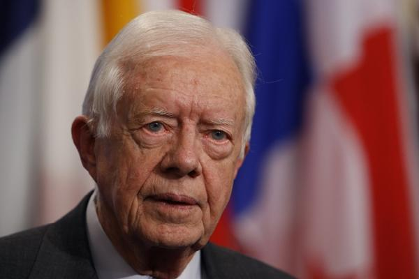 President Carter opposes marijuana legalization, supports Project SAM